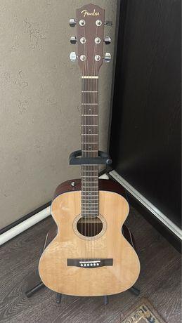 Акустическая гитара Fender CT 60S NAT