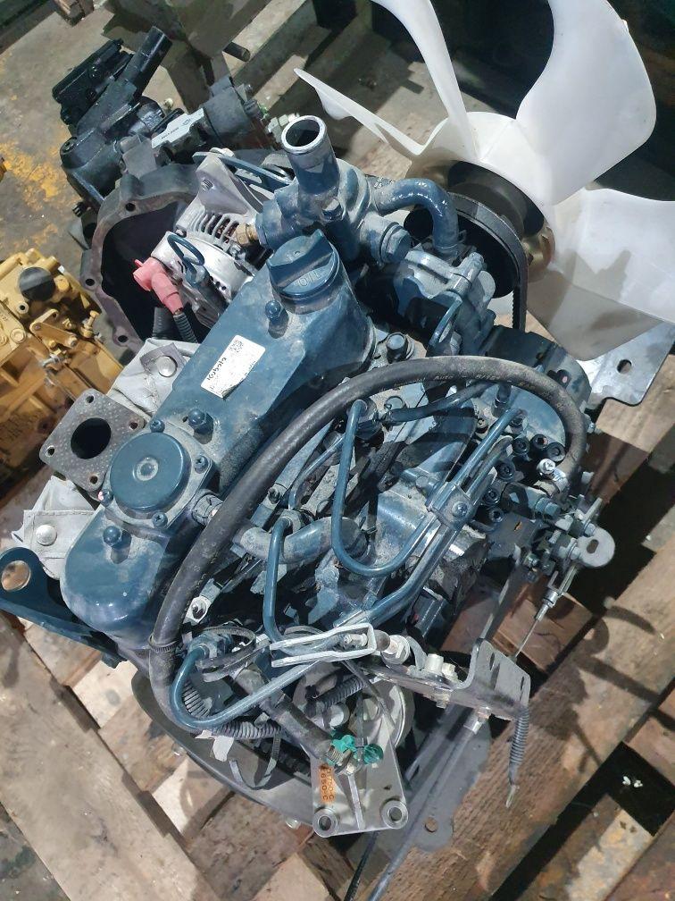Motor kubota Miniexcavator