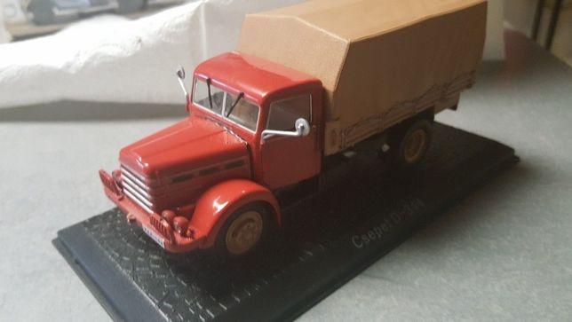 se vinde macheta camion Csepel D-344 Atlas