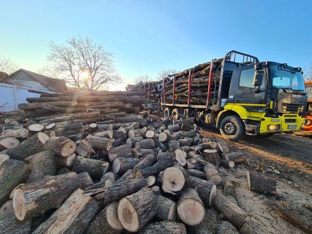 Vând lemn de foc uscat și lemn de lucru