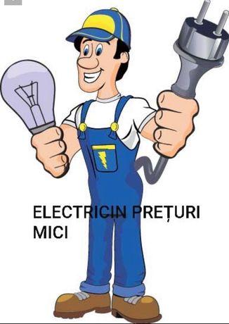 Electrician Preturi Mici