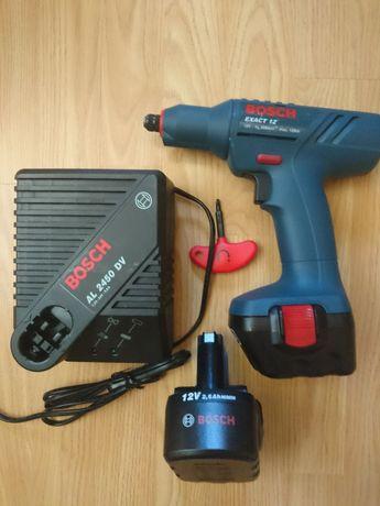 Masina gaurit/insurubat (Impact)Professional Bosch 12 Exact(nu Makita