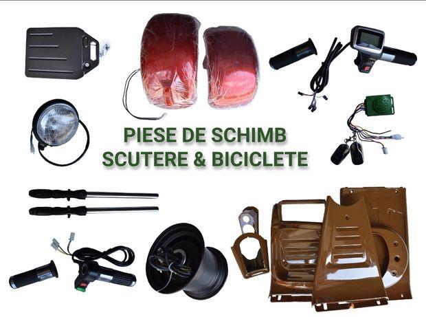 Piese si Accesorii pentru Scutere (Biciclete) CityCoco