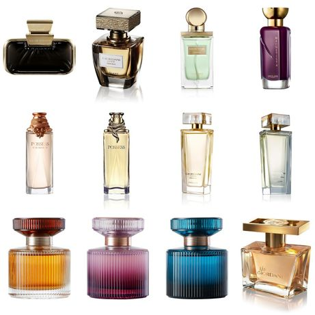 Oriflame Parfum All or Nothing, Magnetista, Giordani, Possess, Volare