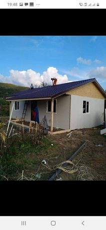 Casa de vanzare modulare