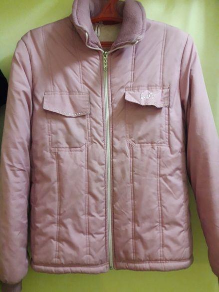 Розово дамско яке