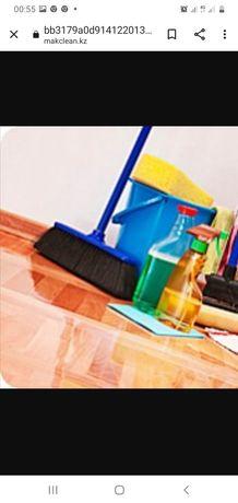 Уборка квартиры и офиса и коттеджа после ремонта
