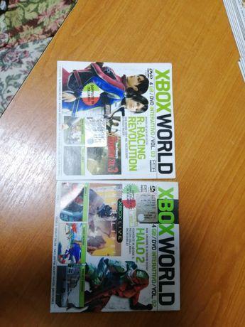 Jocuri x box world