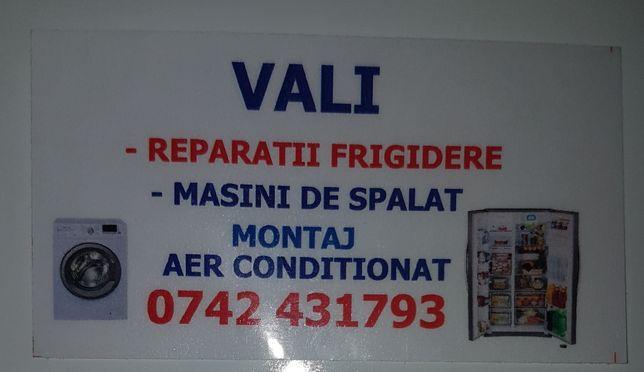 Reparatii frigidere, masini de spălat ,aere condiționate