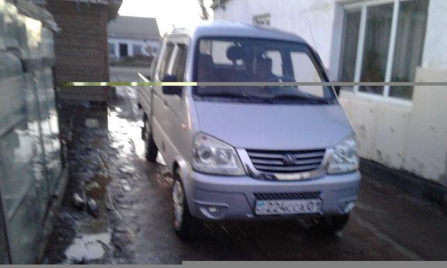 Продам грузопассажирскую машину Faw 1024