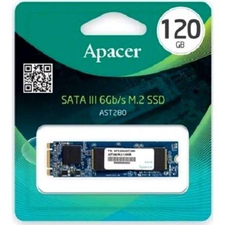 SSD Накопитель M.2 120Gb Apacer AST280 AP120GAST280