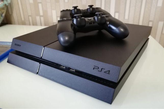 PlayStation 4 и 3 игры в подарок !!!