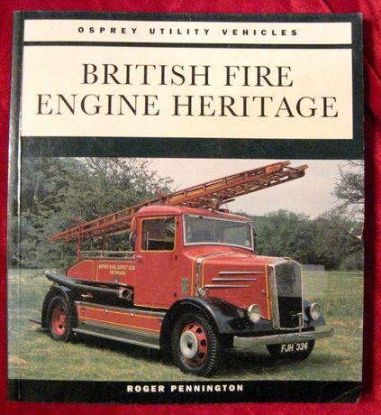 Masini de pompieri britanice istorie in imagini 1994