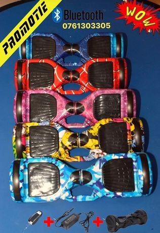 Hoverboard Nou Mov led