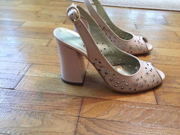 Sandale elegante piele naturală