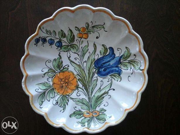 FARFURIE din ceramica decorata MANUAL - suvenir AUSTRIA