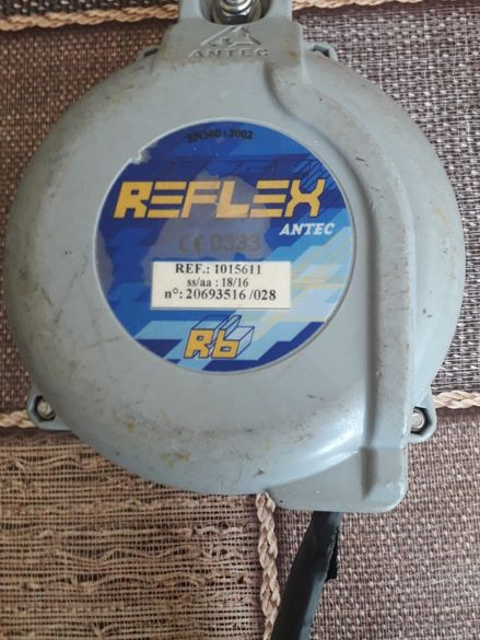 Antec R6 reflex Спиране на падане