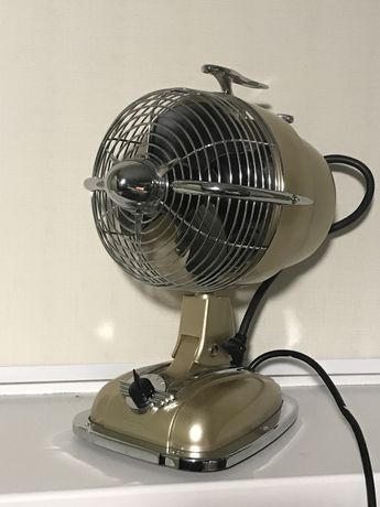 Вентилятор BORK в стиле ретро
