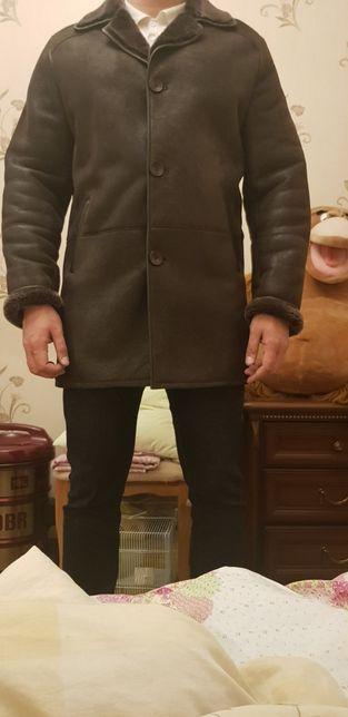 Продам мужскую дубленку