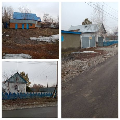 Продаётся дом, ВКО, село Урджар, улица Кабанбая, 31