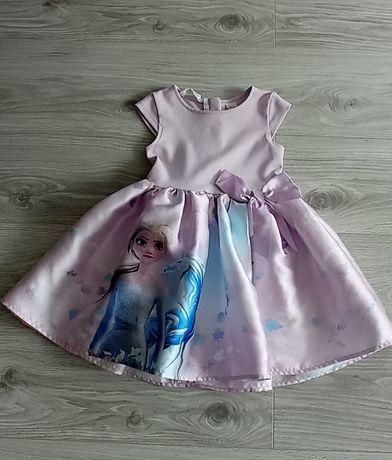 Vând rochiță Frozen H&M