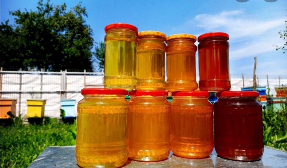 Miere de albine naturala Bucuresti - imagine 1