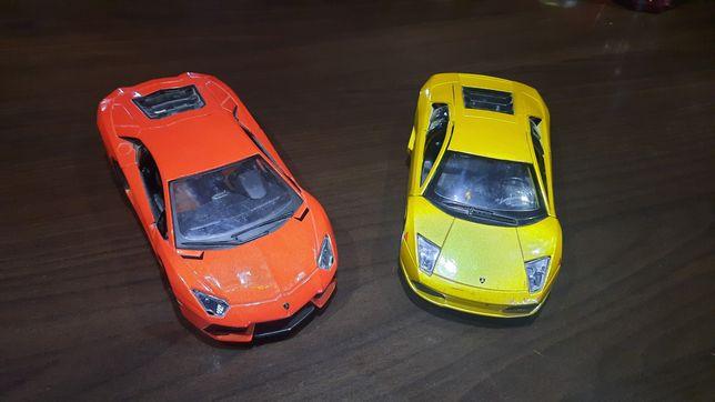 Vand 2 Lamborghini Maisto