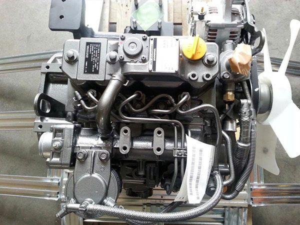 Motor Yanmar 3TNV82A- Nou - Garantie 12 luni