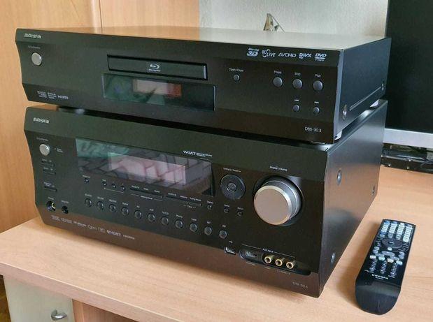 Продам AV-ресивер Integra DTR-50.6(B) + Blu-ray проигрыватель DBS-30.3