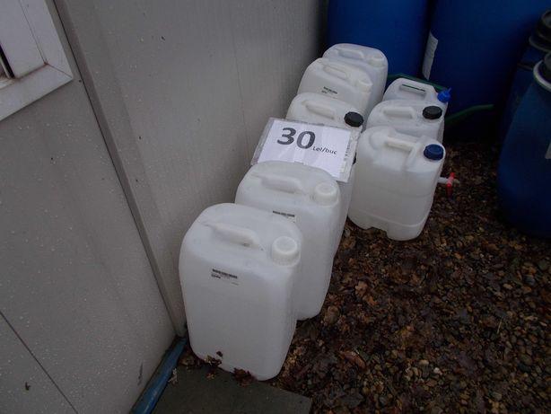 Bidon, rezervor de apa PVC 20 litri la Oradea la 30Lei