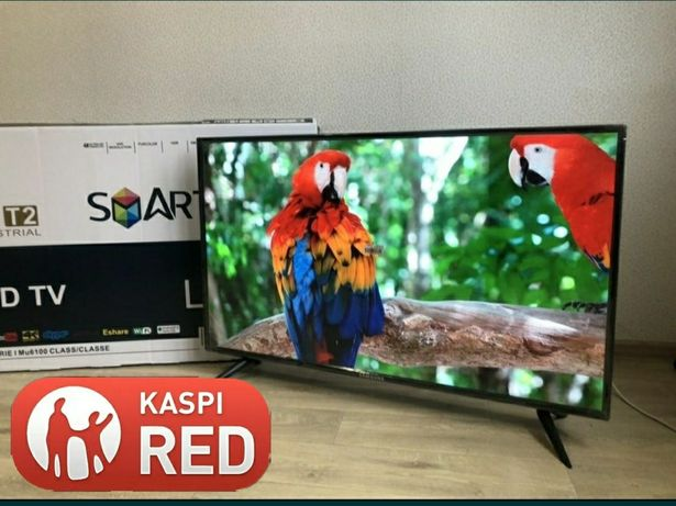 Smart tv новый Samsung 101cm вайфай ютуб  новые с гарантией успей купи