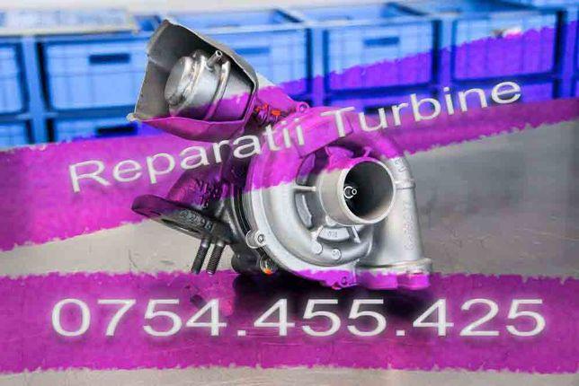 Turbina Turbo 1.6 TDCI 90-109 CP Ford Focus C-max Fiesta asigur montaj