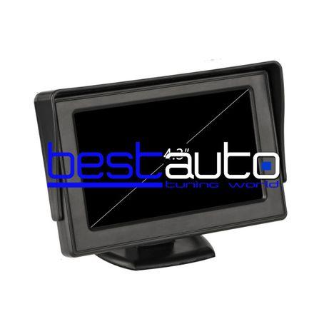 """TFT LCD Monitor 4.3"""" Дисплей за камера за задно виждане"""