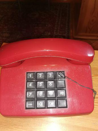 стабилен немски стационарен телефон заключва се с ключе
