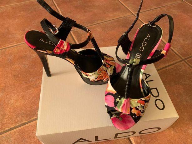 Sandale imprimeu floral ALDO