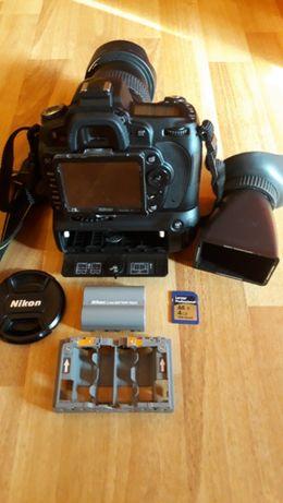 Nikon D90+Nikon18-105 +Grip original Nikon toate ca NOI