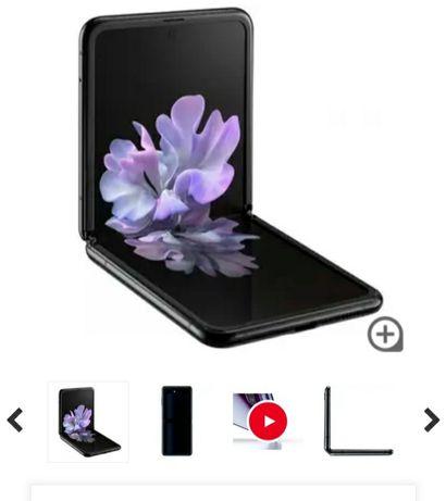 Самсунг Z flip смартфон