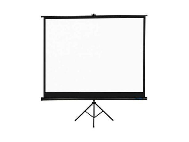 Экран для проектора на штативе (2.5х2.5 метра)