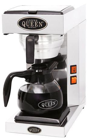 Профессиональная капельная Кофеварка Coffee Queen