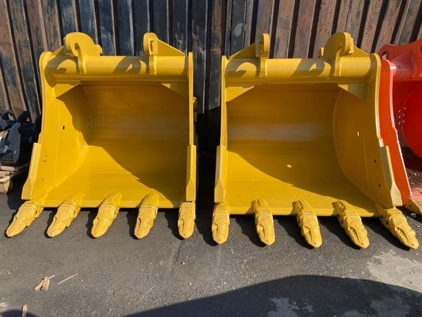 Cupe excavator si incarcator frontal hardox HB450-500