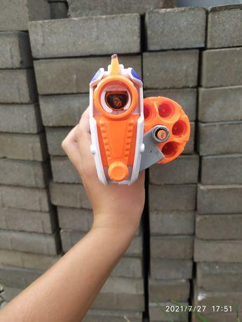 Нерф пистолет детский