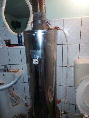 Boiler apa calda lemne