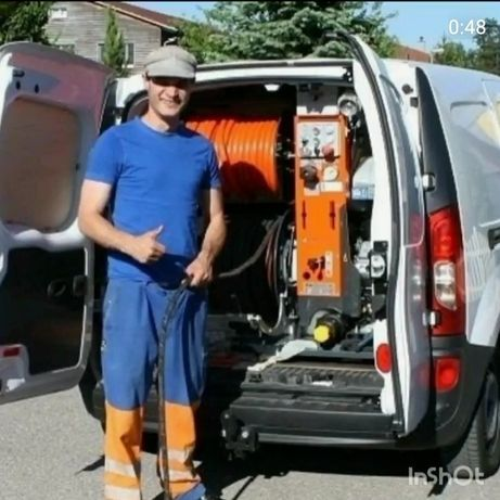 Прочистка засор услуга сантехника труб тазалау аппарат трос Шымкент ма