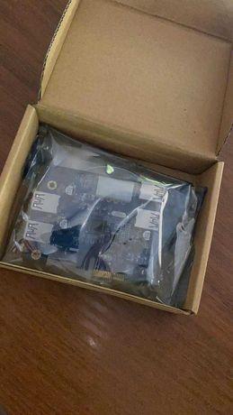 Плата Расширитель для видеокарт PCIe 3.0 на 4 видеокарты. Отправка