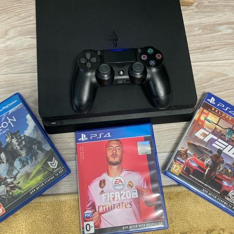 АКЦИЯ! Продам Sony Playstation 4 SLIM | 500 GB