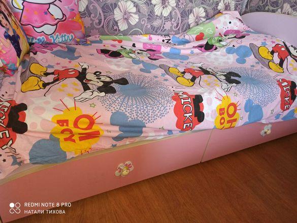Бебешко и юношески легло 3 в 1