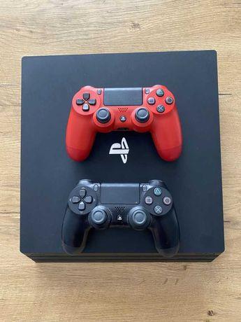 PlayStation 4 PRO PS4 pro 1 terra, un controler  joc cadou