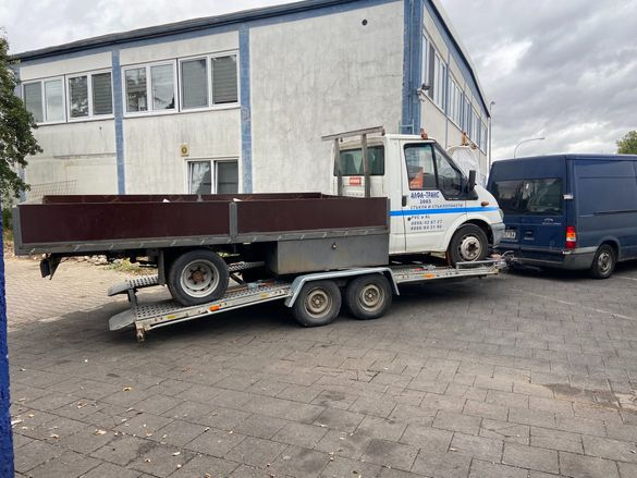 Ford Transit 2.4 120ps на части