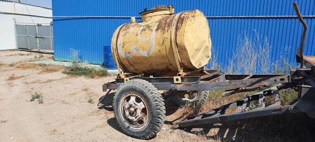 Прицеп су казан 500 литр (Квас)