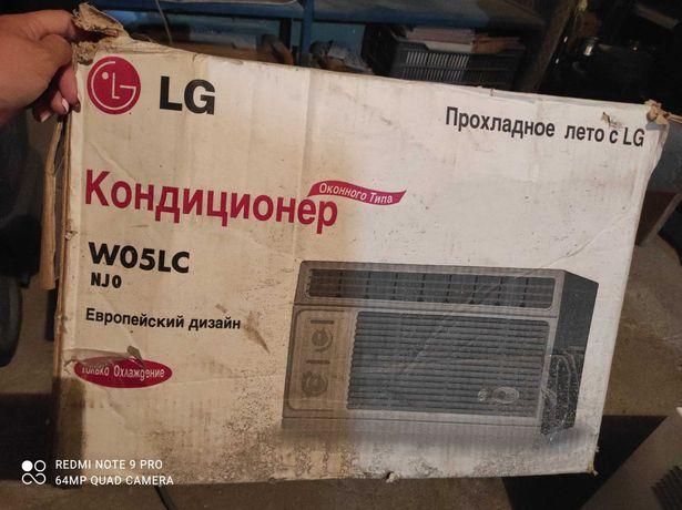 Кондиционер марки LG